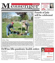 Groveport Messenger - May 16th, 2021