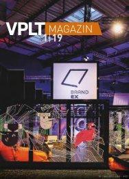 VPLT Magazin 89