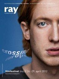 Festivalzeitung crossing europe . Sonderausgabe des ray ...