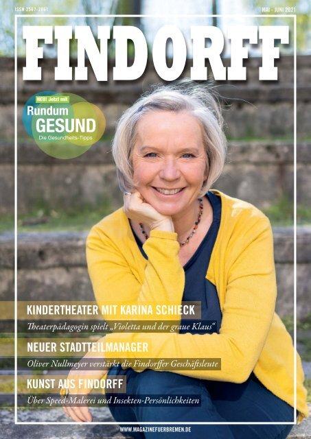 FINDORFF Magazin | Mai-Juni 2021