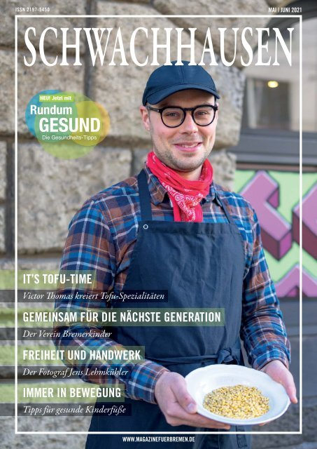 SCHWACHHAUSEN Magazin | Mai- Juni 2021