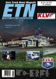 Euro Truck News Digital Nr. 06/2021