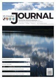 Creußen Journal - Ausgabe 10 - Mai 2021