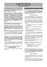 KuU 17 Oktober 2011 - Kultusportal