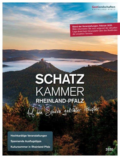2020 - Schatzkammer Rheinland-Pfalz