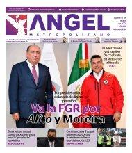 Por posibles delitos de lavado de dinero y evasión la FGR va por Alito y Moreira