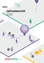 Movetia Jahresbericht 2020
