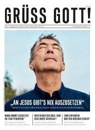 Gruess Gott - Frühjahr 2021