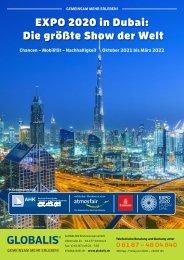 EXPO 2020: Dubai, Abu Dhabi und die größte Show der Welt