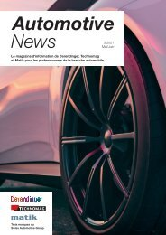 Automotive News Mai 2021 FR
