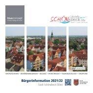 Bürgerinformation Stadt Schönebeck (Elbe) 2021/22