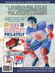 The Canadian Philatelist Joint Issue