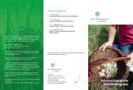 Kräuterpädagogische Weiterbildung 2012 - Natur-und-Kraeuterschule