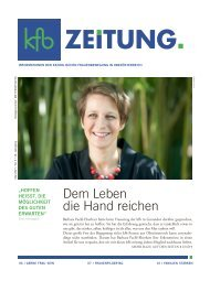 KFB Zeitung 05/21