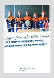 Jugendfeuerwehr trifft Schule - Bayerischer Jugendring