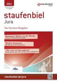 Special - Staufenbiel.de