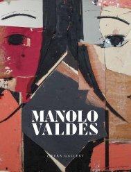 Manolo Valdes New York Catalogue