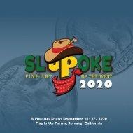 SLOPOKE 2020 ART BOOK