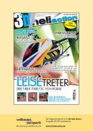 Der folgende Bericht ist in 3D-Heli-Action, Ausgabe 02 ... - Staufenbiel