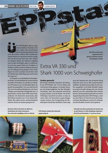 Datenblatt Park- & E-Flyer - Modellsport Schweighofer