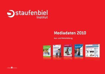 mediadaten 2010 mba masterde - Lebenslauf Staufenbiel
