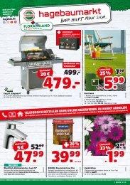 Floraland + Ihr bbk hagebaumarkt  | KW 20