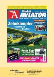 Der folgende Bericht ist in der Ausgabe 1/2006 des ... - Staufenbiel