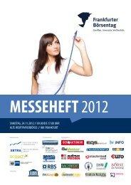 können Sie das Messemagazin als PDF downloaden - Frankfurter ...