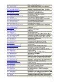 Internetadressen Jobsuche - Seite 3
