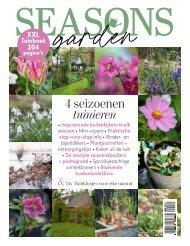 Seasons Garden XXL tuinboek - 2021 - Inkijkexemplaar