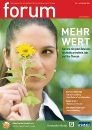 NZZ campus»-Seite in den Zeitungen 1 pro Woche Das Magazin zur ...