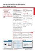 Absolventenkongress - Staufenbiel.ch - Seite 5