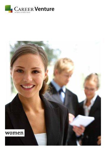 women - Career Venture