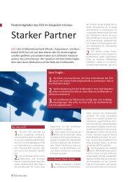 Starker Partner - boss