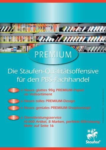 PREMIUM - Staufen GmbH & Co. KG