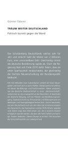 Träum weiTer DeuTschlanD - Staufen - Seite 2