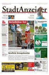 Stadtanzeiger Coesfeld kw 21