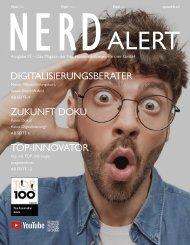 NERD ALERT - Ausgabe 07 - News Magazin der hsp GmbH