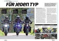 Vergleichstest Power-Elektro-Motorräder