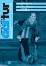 SM Vereinsturnen Jugend Kreisturnverbände Medaillenspiegel 2005