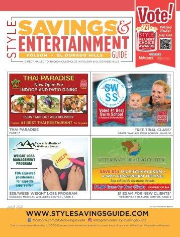 Savings and Entertainment Guide - June 2021
