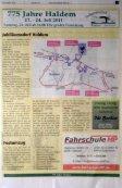 Redaktion- und Anzeigenannahme - Dorfgemeinschaft Haldem - Seite 2
