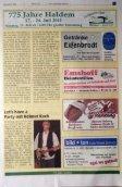 Redaktion- und Anzeigenannahme - Dorfgemeinschaft Haldem - Seite 4