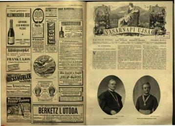 Vasárnapi Ujság 51. évf. 18. sz. (1904. május 1.) - EPA