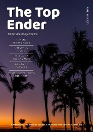 The Top Ender Magazine June July 2021 Edition