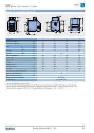 Logano G115 Boden · Öl/Gas · Guss · Heizwert · 17–34 ... - Buderus
