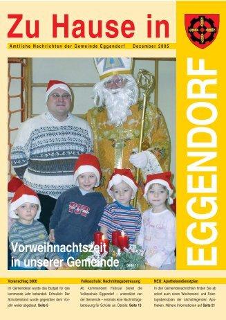 Vorweihnachtszeit in unserer Gemeinde Seite 11
