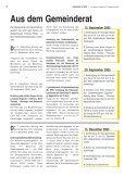 Vorweihnachtszeit in unserer Gemeinde Seite 11 - Page 4