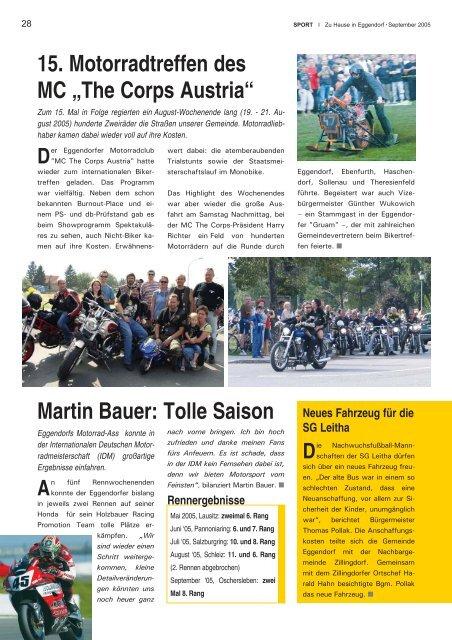 Partner gesucht! Musikschule: Viele ... - Gemeinde Eggendorf