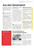Partner gesucht! Musikschule: Viele ... - Gemeinde Eggendorf - Page 4
